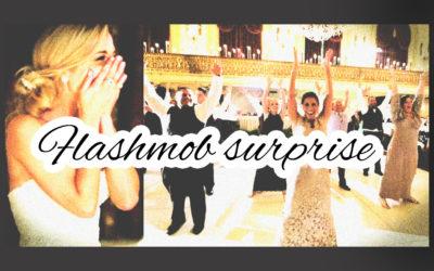 Flashmob anniversaire surprise