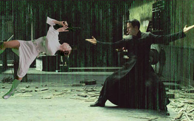Matrix is my reality !