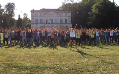 Le flashmob, un événement fédérateur